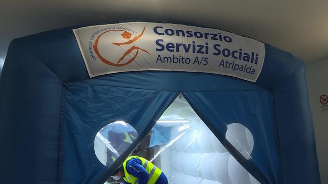 Căn phòng ôm ấp tại các viện dưỡng lão Italy - Ảnh 1.