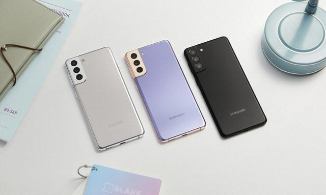 Samsung trình làng bộ 3 Galaxy S21, không bán kèm sạc để bảo vệ môi trường - Ảnh 1.