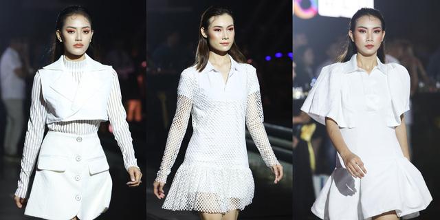 Khán giả mãn nhãn với bộ sưu tập thời trang lấy cảm hứng từ NovaWorld Phan Thiet của Lý Giám Tiền - Ảnh 1.