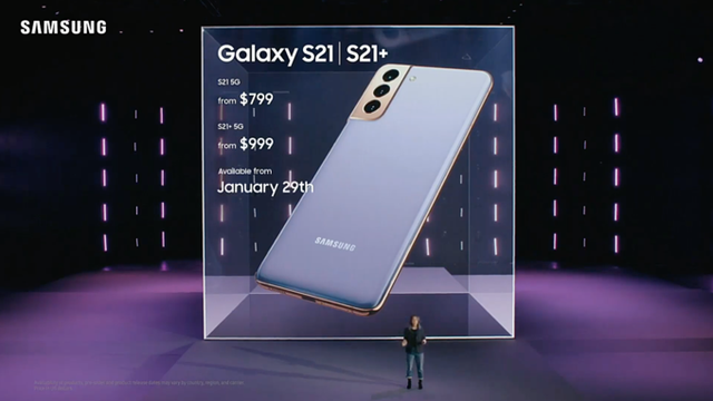 Samsung trình làng bộ 3 Galaxy S21, không bán kèm sạc để bảo vệ môi trường - Ảnh 5.