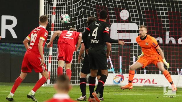 Union Berlin 1-0 Bayer Leverkusen: Người hùng từ băng ghế dự bị! - Ảnh 2.