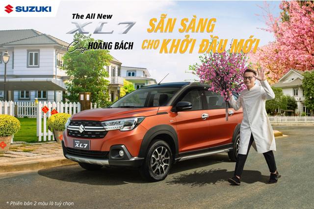 Nhận lì xì đến 42 triệu đồng khi mua ô tô Suzuki trong tháng 1 - Ảnh 2.