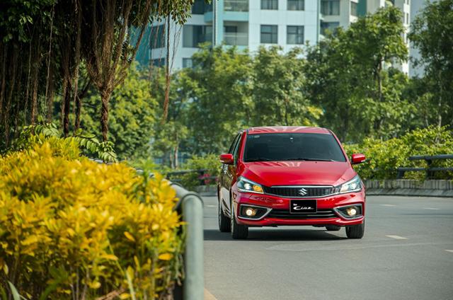 Nhận lì xì đến 42 triệu đồng khi mua ô tô Suzuki trong tháng 1 - Ảnh 3.