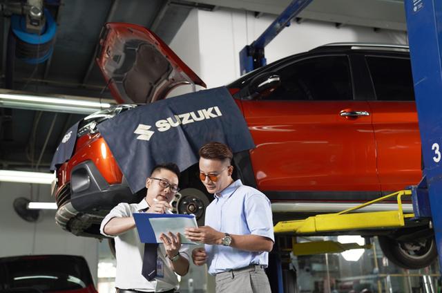 Nhận lì xì đến 42 triệu đồng khi mua ô tô Suzuki trong tháng 1 - Ảnh 5.