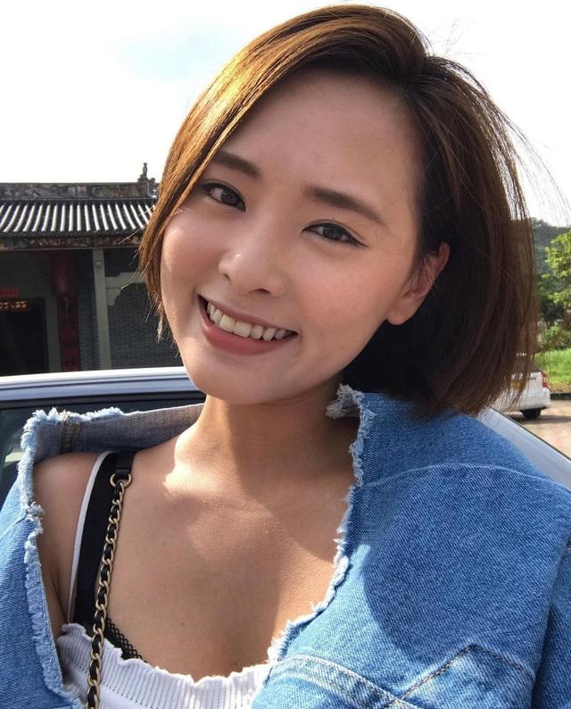 Thị hậu TVB 2020 Thái Tư Bối đối mặt với tin đồn hẹn hò với ông trùm vàng bạc Hong Kong - Ảnh 2.