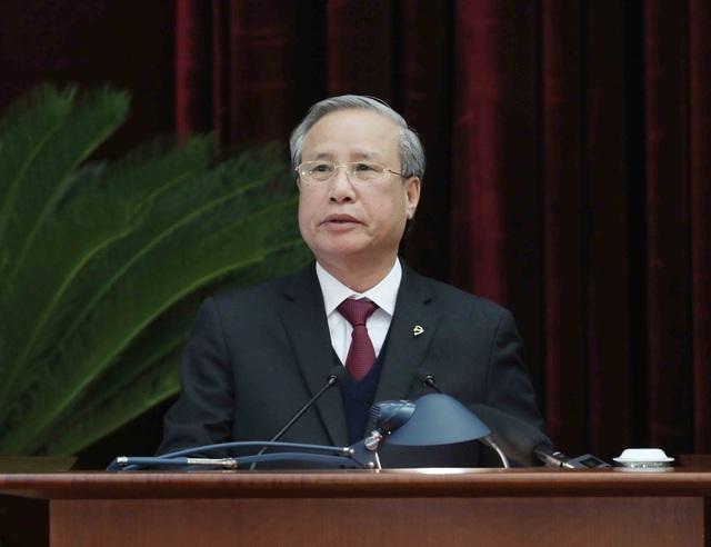 ẢNH: Tổng Bí thư, Chủ tịch nước Nguyễn Phú Trọng và các đại biểu dự Hội nghị Trung ương 15 - Ảnh 7.