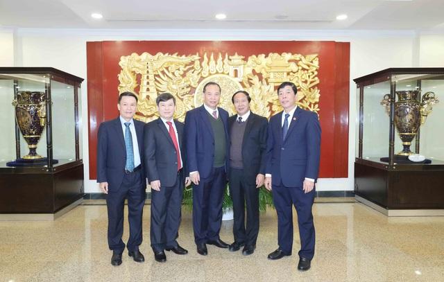 ẢNH: Tổng Bí thư, Chủ tịch nước Nguyễn Phú Trọng và các đại biểu dự Hội nghị Trung ương 15 - Ảnh 5.
