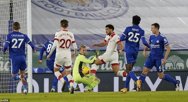 Xem lại bóng đá Leicester City vs Southampton, Ngoại hạng Anh – 17/01/2021