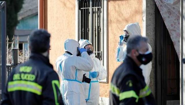 Rò rỉ khí carbon monoxide tại viện dưỡng lão ở Italy, 5 người thiệt mạng - Ảnh 1.