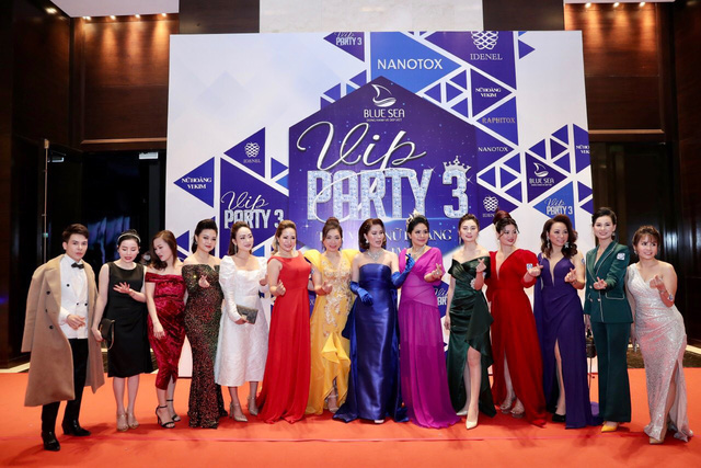CEO Nguyễn Tâm Uyên tỏa sáng tại Vip Party 3 - Ảnh 4.