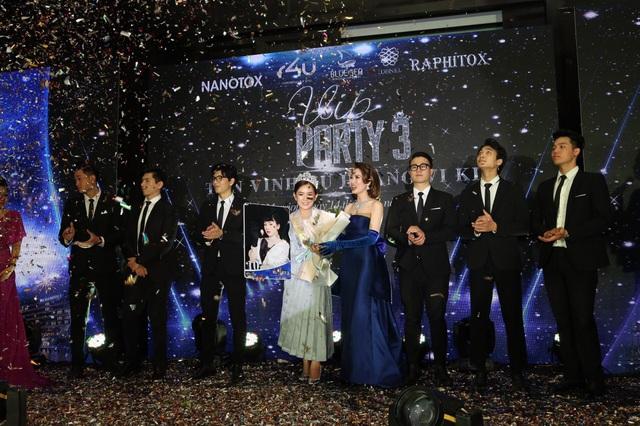 CEO Nguyễn Tâm Uyên tỏa sáng tại Vip Party 3 - Ảnh 3.