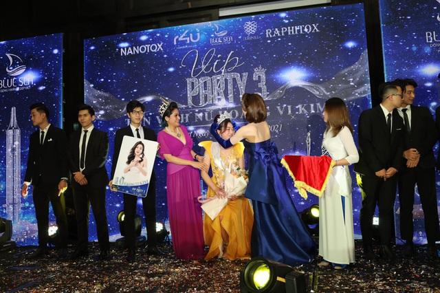 CEO Nguyễn Tâm Uyên tỏa sáng tại Vip Party 3 - Ảnh 1.