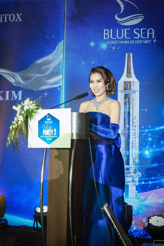 CEO Nguyễn Tâm Uyên tỏa sáng tại Vip Party 3 - Ảnh 2.