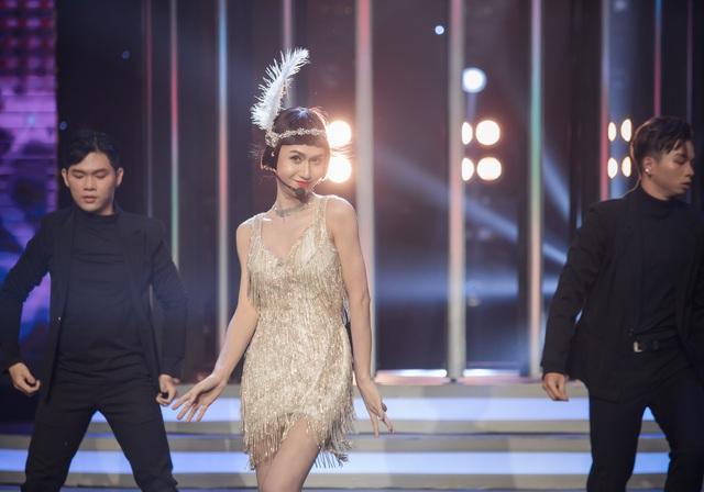 Phạm Lịch hóa thân Céline Dion xuất sắc giành giải nhất tuần Gương mặt thân quen - Ảnh 4.