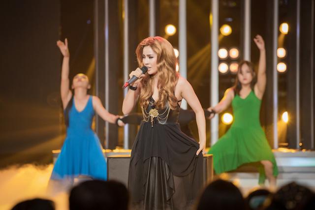 Phạm Lịch hóa thân Céline Dion xuất sắc giành giải nhất tuần Gương mặt thân quen - Ảnh 3.