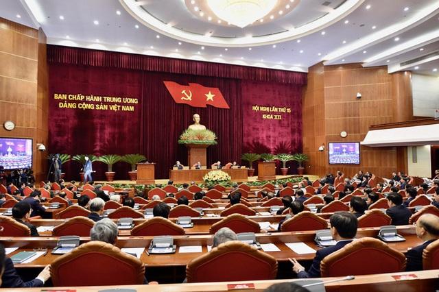 Lan tỏa kết quả tốt đẹp của Hội nghị Trung ương 15 để Đại hội Đảng thành công rực rỡ - Ảnh 1.