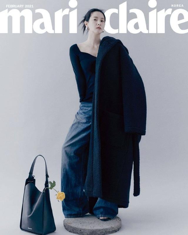 Sắc vóc đẹp khó tin của nàng Dae Jang Geum ở tuổi 50 - Ảnh 4.