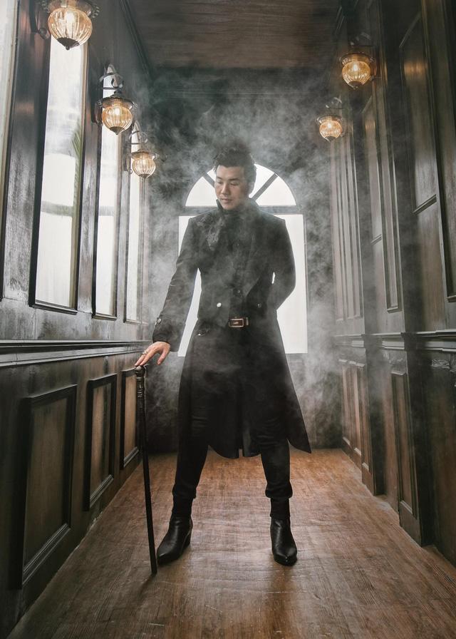 Ảo thuật gia Tiến Đạt - Niềm đam mê ảo thuật cháy bỏng - Ảnh 1.