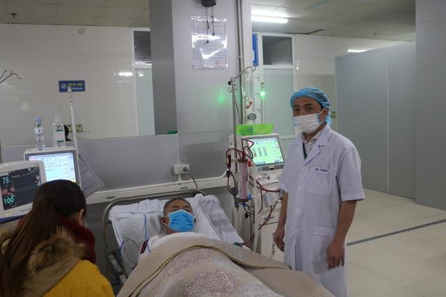 Thêm 1 bệnh viện triển khai chạy thận nhân tạo tại Nghệ An - Ảnh 1.