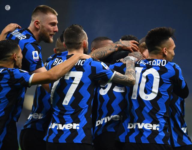 Inter Milan 2-0 Juventus: Ronaldo im tiếng, Juve gục ngã trước Inter - Ảnh 3.