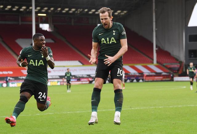 Tottenham giành chiến thắng thuyết phục trên sân của Sheffield - Ảnh 1.