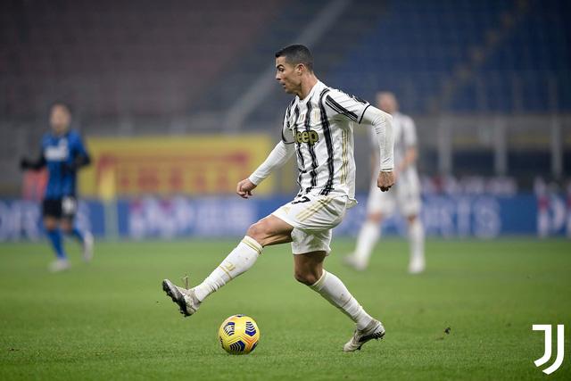 Inter Milan 2-0 Juventus: Ronaldo im tiếng, Juve gục ngã trước Inter - Ảnh 1.