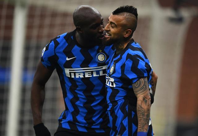 Inter Milan 2-0 Juventus: Ronaldo im tiếng, Juve gục ngã trước Inter - Ảnh 2.
