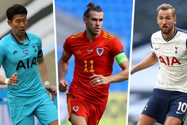 HLV Mourinho không hài lòng với Bale - Ảnh 1.