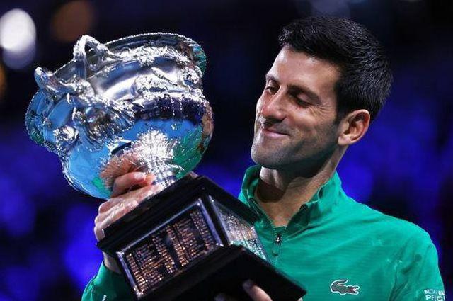 Novak Djokovic công bố lịch thi đấu năm 2021 - Ảnh 1.