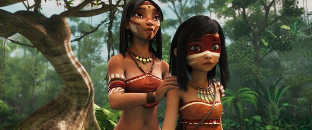 Ainbo: Nữ thần chiến binh Amazon ra rạp mùng 1 Tết - Ảnh 5.
