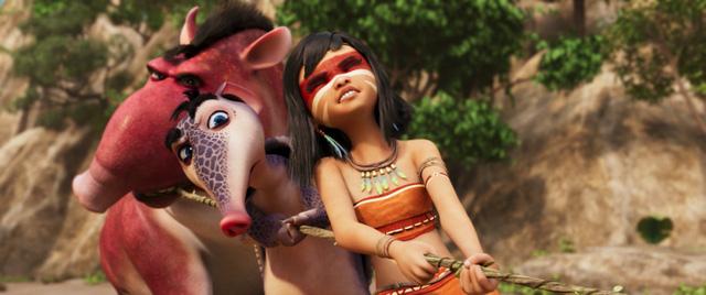 Ainbo: Nữ thần chiến binh Amazon ra rạp mùng 1 Tết - Ảnh 6.