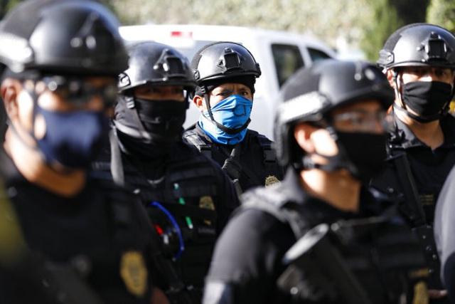 Nổ súng tại thủ đô Mexico, 5 người thiệt mạng - Ảnh 1.