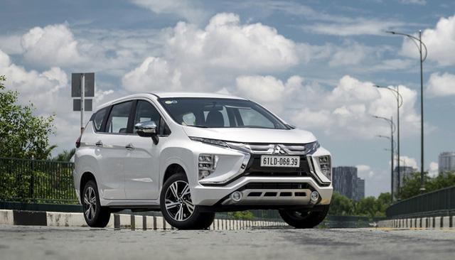Mitsubishi Việt Nam triệu hồi hơn 9.000 xe Xpander và Outlander do lỗi bơm xăng - Ảnh 1.