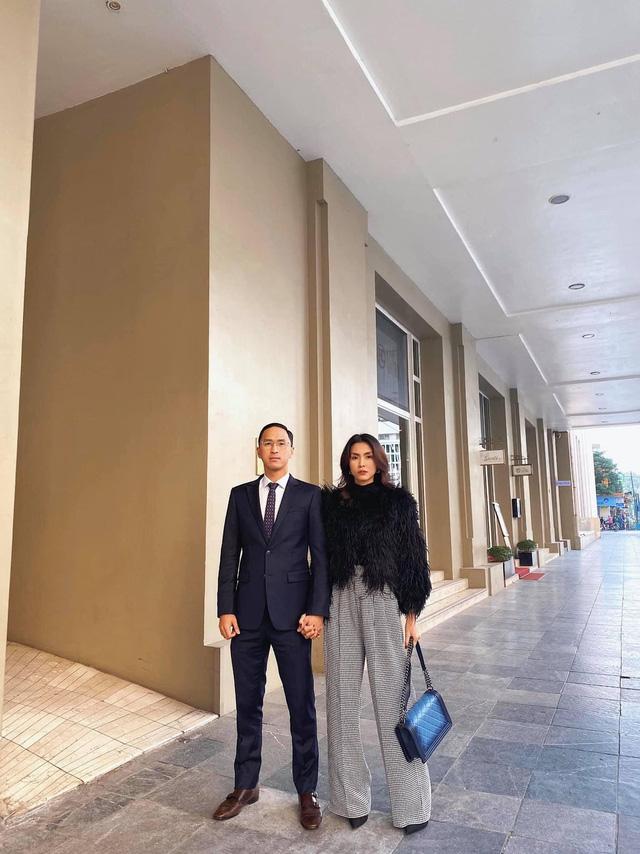 Tăng Thanh Hà khoe ảnh hạnh phúc bên ông xã doanh nhân - Ảnh 3.