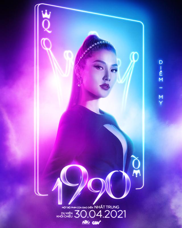 Ninh Dương Lan Ngọc, Diễm My 9X, Nhã Phương hội tụ trong 1990 - Ảnh 2.