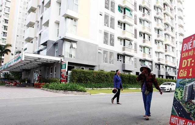 Khan hiếm căn hộ bình dân  tại TP Hồ Chí Minh  - Ảnh 2.