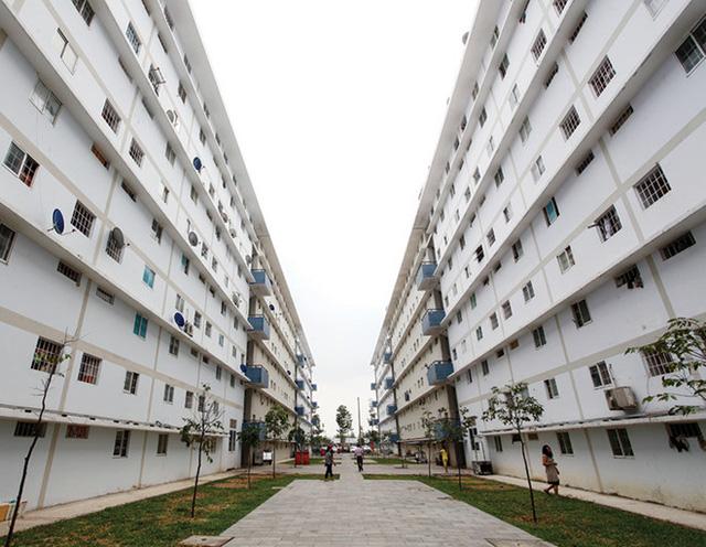 Khan hiếm căn hộ bình dân  tại TP Hồ Chí Minh  - Ảnh 1.