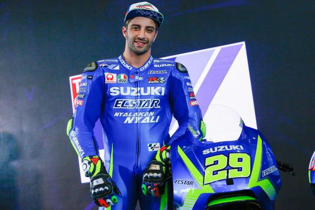 Andrea Iannone chưa từ bỏ tham vọng trở lại MotoGP - Ảnh 1.