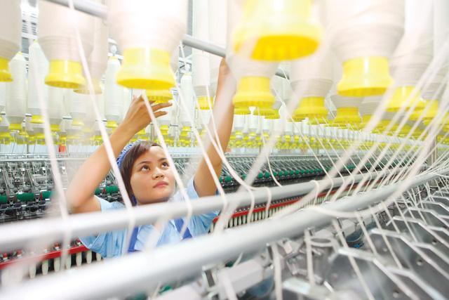 Kinh tế Việt Nam vững vàng trong đại dịch - Ảnh 1.