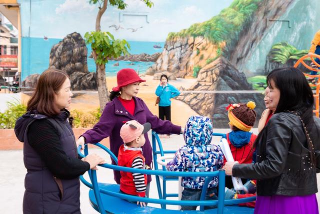 Khánh thành sân thể thao cộng đồng kiểu mẫu tại tỉnh Quảng Bình - Ảnh 2.