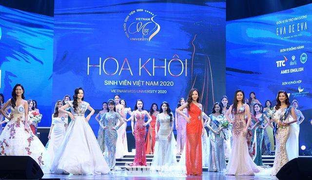 Nữ sinh Đại học Nam Cần Thơ đăng quang Hoa khôi Sinh viên Việt Nam 2020 - Ảnh 1.