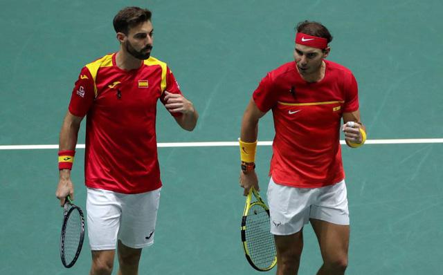 Davis Cup 2021 sẽ thay đổi thể thức thi đấu - Ảnh 1.
