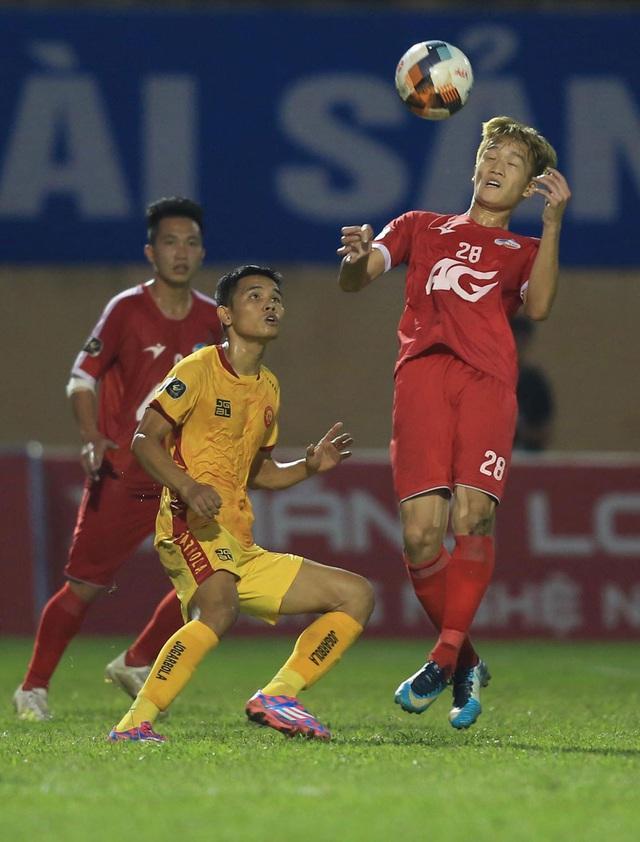 Lịch thi đấu và trực tiếp vòng 2 LS V.League 1-2021: Tâm điểm HAGL - SLNA - Ảnh 2.