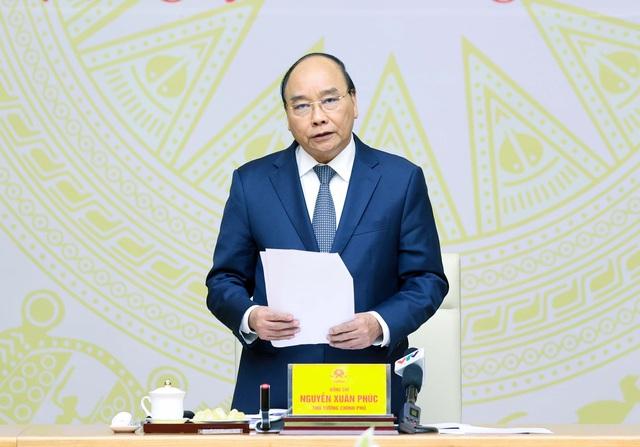 """Thủ tướng Nguyễn Xuân Phúc: """"Chúng ta không được vấp ngã để kinh tế Việt Nam tụt dốc"""" - ảnh 2"""