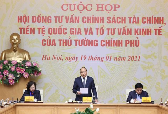 """Thủ tướng Nguyễn Xuân Phúc: """"Chúng ta không được vấp ngã để kinh tế Việt Nam tụt dốc"""" - ảnh 1"""