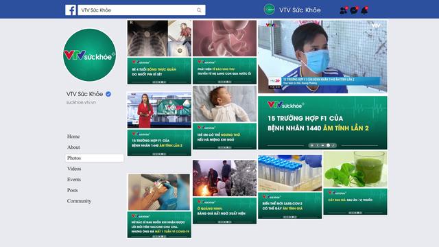 Công bố Hệ sinh thái VTV Sức khỏe và Giao lưu Dấu ấn Y tế 2020 - Ảnh 3.