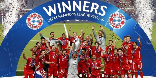 Những sự kiện bóng đá quốc tế nổi bật trong năm 2021 - Ảnh 7.
