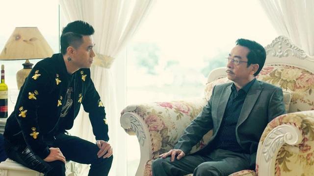 Việt Anh làm web drama lấy cảm hứng từ Người phán xử - Ảnh 1.