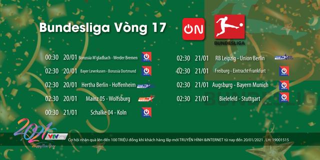 La Liga và Bundesliga trên VTVcab: Tâm điểm cuộc chiến top đầu - ảnh 2