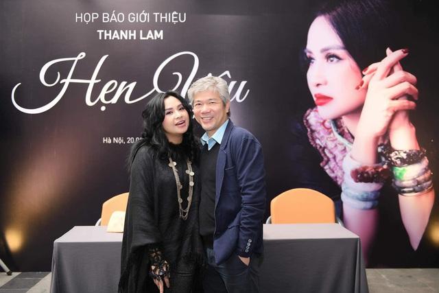 Thanh Lam nhận lời cầu hôn của bạn trai bác sĩ - Ảnh 1.